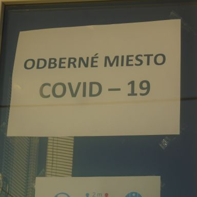 Testovanie Covid 19