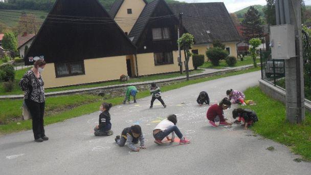 MDD Materská škola Kobeliarovo